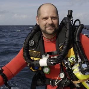 Richie Kohler diver