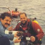 1988 Andrea Doria 2nd class and silver with Pat Rooney on WAHOO.jpg
