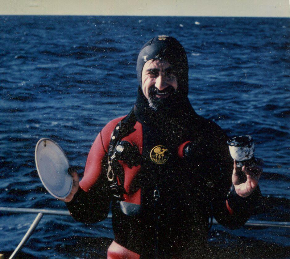 AWD Capt John Lachemyer