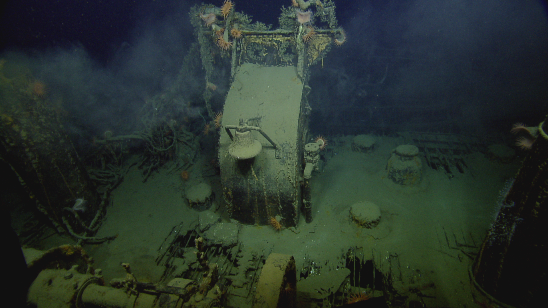 project files national geographic britannic expedition