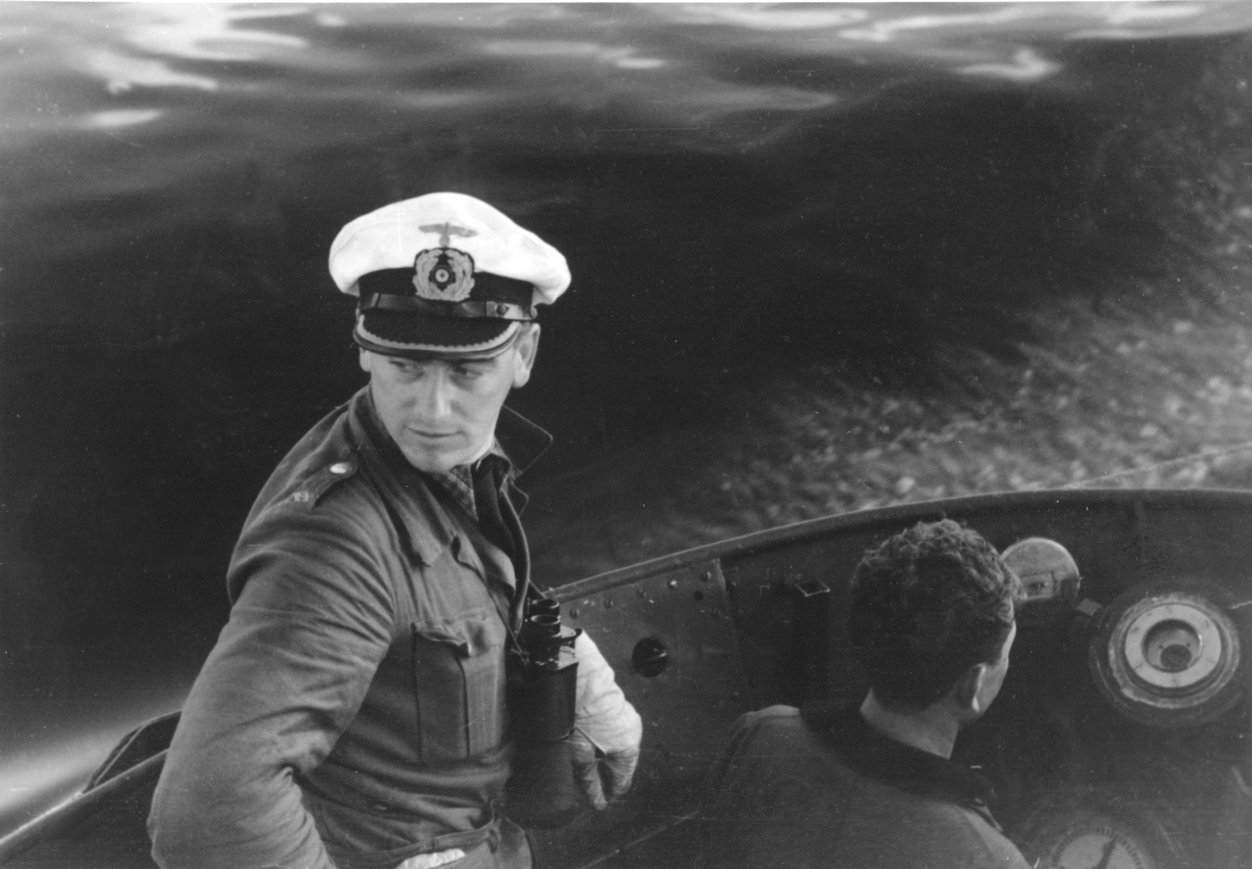U-166 Captain Oblt Kuhlmann.