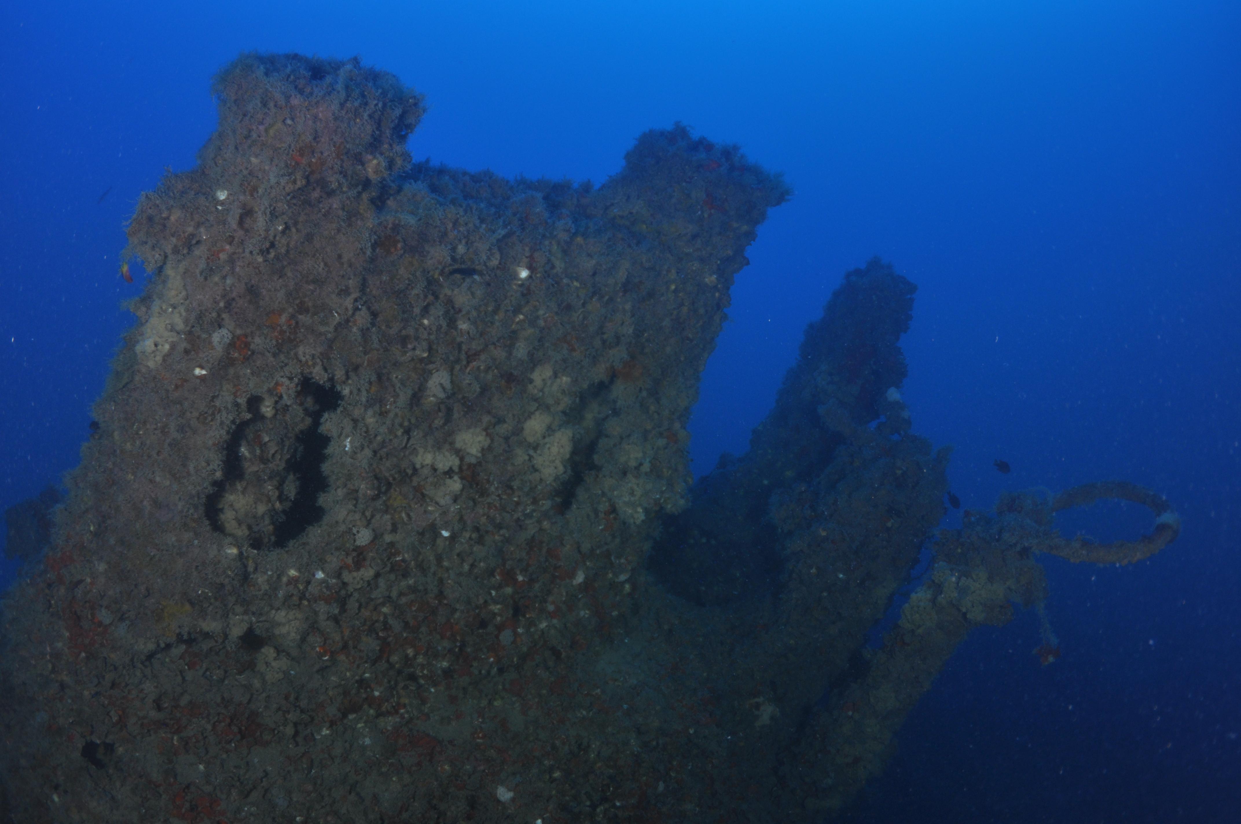 U 2513 conning tower
